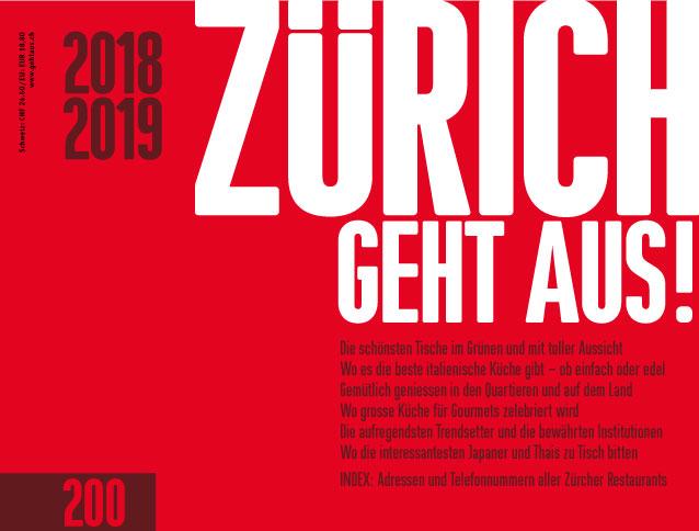 Zürich geht aus 2018/19